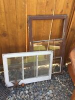 Three windows $20 each
