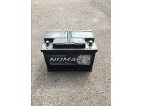 Numax car battery