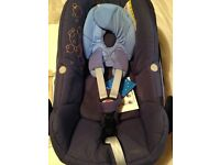 Maxi cosi pebble stage 0 baby car seat