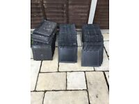 Redland cambrian reclaimed roof slates