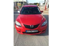 Mazda 3 TS 1.6 5dr 06 Reg for sale £850 ono