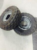 RIM et pneu Honda kawasaki Suzuki