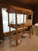 Fresh Pani Puri /Golgappa & Cart Hire for Weddings and Events!