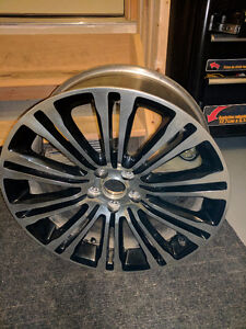 "Nearly new factory 20"" 300s wheels Kingston Kingston Area image 3"