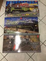 HO model train sets and accessories