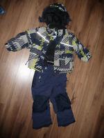 Ensemble hiver garçon 4 ans / winter suit for boy 4 years