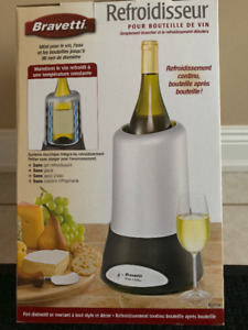 Wine Chiller By Bravetti