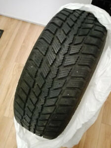 Arctic Winter WS321  -  Winter Tires - LIKE NEW!