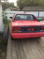1986 mr2 for parts
