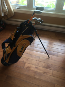 Junior Right handed golf clubs - Beginner set