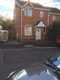 3 bedroom house own driveway near city centre Manor Park cheetwood