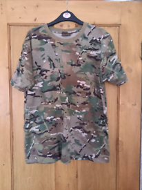 Mens Highlander Army T-Shirt