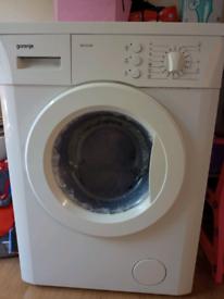Gorenje washing machine spares or repairs