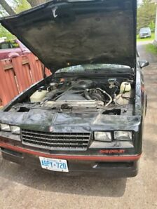 1987 mote carlo ss     reduced 14500.00