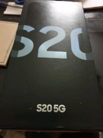 🔰♻️MINT CONDITION SAMSUNG GALAXY S20 5G 128GB DUO UNLOCKED 🔓