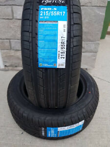 4 Brand NEW Tires 215/55/17 ONLY for $400