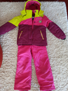 Girl - Gusti Snow Suit - size 10 - Excellent Condition