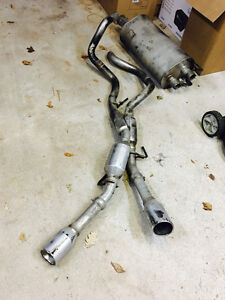 RAM 1500 original exhaust for gently used