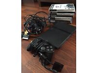 PlayStation 2 bundle plus 8 great games