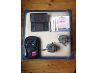 Nintendo DS LITE, 2x charger, case, 1 Game