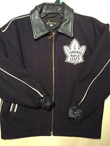Canada Goose womens online official - Toronto Maple Leafs Leather Jackets | Buy & Sell Items, Tickets or ...