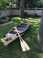 14 FT SQUARE STERN SPORTSPAL CANOE