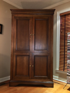 Armoire Shermag / Entertainement Unit