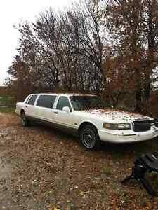 1995 Lincoln Town Car Limo Other
