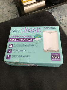 Dekor Classic refill two pack