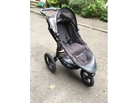 Baby Jogger 'Summit X3 £190' but open to offers