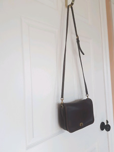 Authentic Coach leather purse