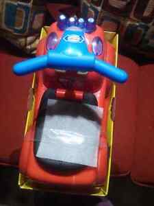 Brand new little people fire truck ride on with sounds for $35. Windsor Region Ontario image 3