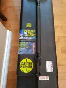 Sport Tube Transport Case for Skis, Snowboard or Fishing Poles