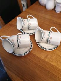 Royal Doulton Juno tea set for 6