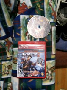 Uncharted 2 & 3 $10