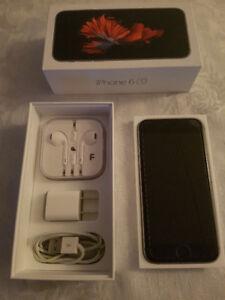 iPhone 6s 64gb argent déverrouillé / silver unlocked