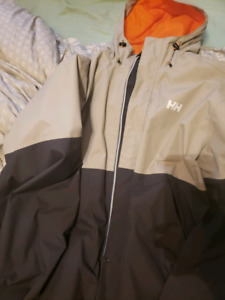 Mens Helly Hansen coat
