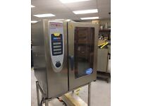 Rational 1st Generation 10 SelfCooking Centre Combi Oven