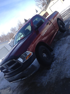 2012 Dodge Power Ram 1500 v6 base model Pickup Truck