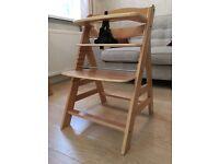 Hauck Wooden Highchair