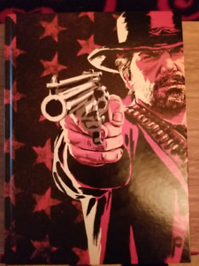 Red Dead Redemption 2 Collector's Edition Official Guide