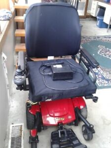 Pride Mobility Jazzy Electric Wheel Chair