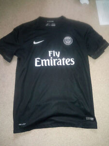 PSG Away Jersey (Black) 2015/2016