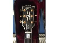 Gibson Les Paul custom owned by Placebo