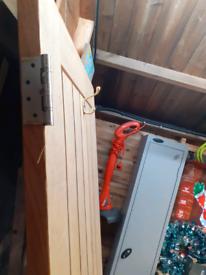 Solid wood door for sale £30