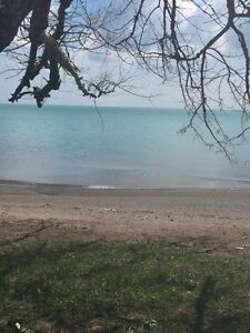 Ross Beach, Crystal Beach or Couture Beach waterfront for sale?