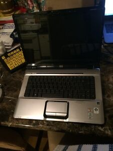 HP Laptop with accessories