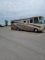A place to park my RV with me in it.!