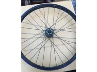 Sunrims big mammoth fat wheel rim / Simano Deore hub