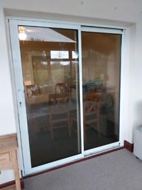 Sliding patio door 150